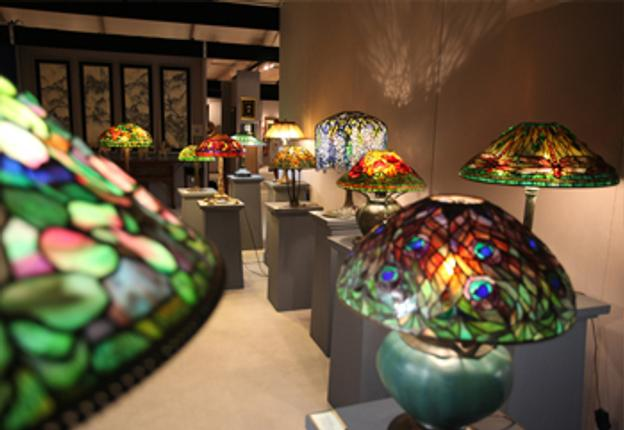 Naples Art, Jewelry & Antique Show, Feb.  9-13, 2012.