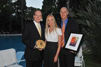 Prince Albert II of Monaco will be in Florida to support the Art of the Olympians Museum and Galleries .