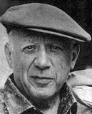 Pablo Picasso, 1962.