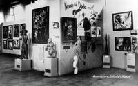 """Degenerate Art"" exhibition in 1937."