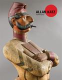 Cover of the new 48-page color catalog of period American folk art from Allan Katz Americana.