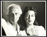 Max Ernst and Dorothea Tanning, ca.  1948.