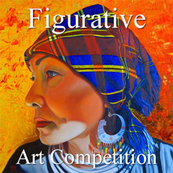 "9th ""Figurative"" Art Competition www.lightspacetime.art"