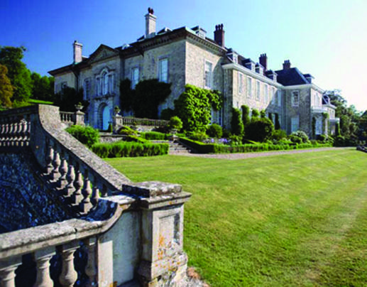 Firle Place, East Sussex, UK