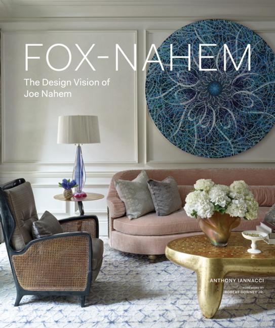 "Keynote Presentation and Book Signing ""The Design Vision of Joe Nahem"" with Joe Nahem of Fox-Nahem, NY"