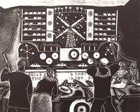 Angelo Pinto, Shooting Gallery, 1935