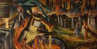 Hary Sternberg, Steel, 1937-38