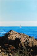Gary E.  Koeppel-Rocks on Coast 2 Maine