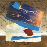 Felicia van Bork, Monotype Collage