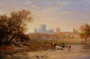 York Minster, by Henry Gastineau, from Newman Fine Art.