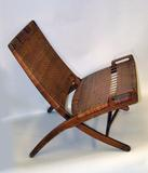 Hans Wegner Folding Chair at Roland Auctions on July 16