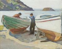 """Tredwell's Folly"" by Edward Hopper at auction"
