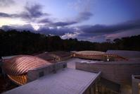 Exterior view.  Courtesy Crystal Bridges Museum of American Art.
