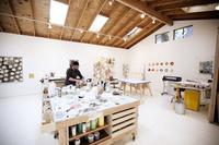 Kevin Appel in his studio.