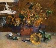"""Paul Gauguin's Nature morte à """"L'Espérance"""" (estimate: £7 million to £10 million)."""