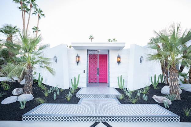 Modernism Week Showcase Home – Moroccan Modern