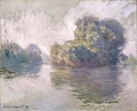 Landscapes from the Age of Impressionism, on view JUNE 11 – SEPTEMBER 18, 2011, includes Claude Monet's The Islets at Port-Villez, 1897.  Oil on canvas, 32 x 39 5/8 in.  Brooklyn Museum, gift of Grace Underwood Barton.  (Crocker Art Museum)