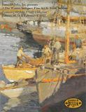 Winter catalog cover, James D.  Julia Auctioneers