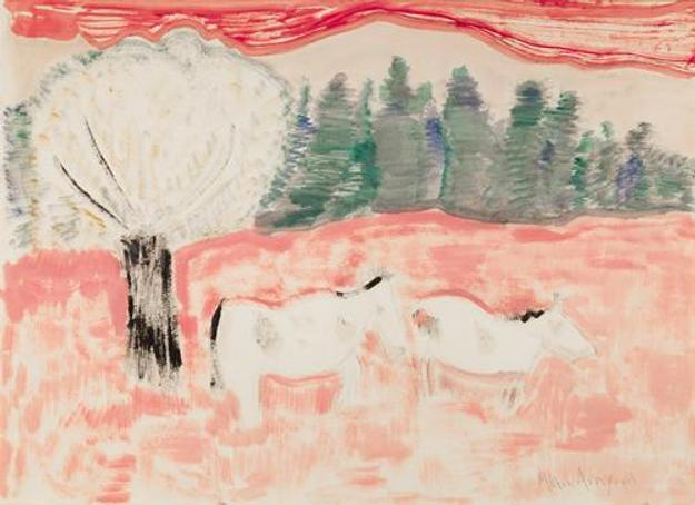 Milton Avery at ACA Galleries.