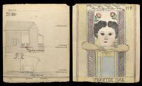 Talisman of the Ward: The Album of Drawings by Edward Deeds, January 10—February 9, 2013, at Hirschl & Adler Modern.