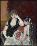 Pierre-Auguste Renoir, A Box at the Theater (At the Concert), 1880.  © Sterling and Francine Clark Art Institute, Williamstown, Massachusetts, USA