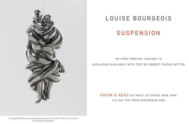 Louise Bourgeois at Cheim & Read