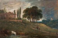 "Kevis House Gallery presents the exhibition ""Connecting to Constable""."