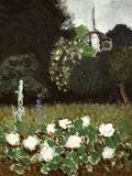 "Matisse's 1920 painting ""Le Jardin."""
