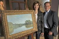 Fiona Bruce and Philip Mould, Fake or Fortune.