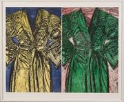 The Kindergarten Robe by Jim Dine (b.1939), woodcut