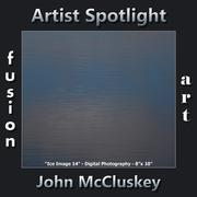 John McCluskey - Fusion Art's Digital & Photography WInner for July 2018 www.fusionartps.com