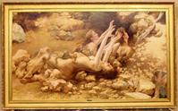 This original painting by French artist Jules Victor Verdier, titled Nymphs, will be sold Jan.  4-5.