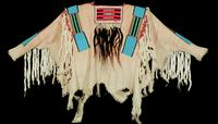 The war shirt worn by Chief Joseph sold for $877,500 at Couer d'Alene Art Auction in Reno.