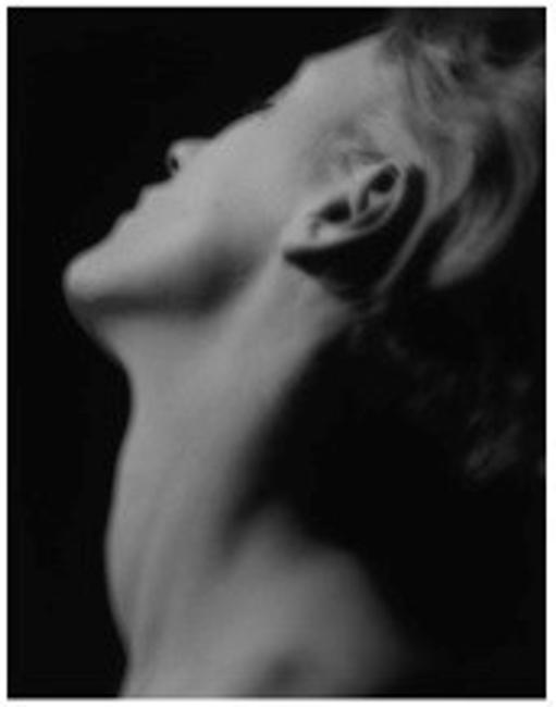 Man Ray and Lee Miller, Neck (portrait of Lee Miller), c.  1930 ©Man Ray Estate and All Rights Reserved.  Collection Lee Miller Archives, England.