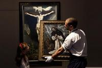 Two El Greco masterpieces were offered at Sotheby's in London last week.