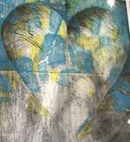 Jim Dine, Heart Print
