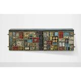 Lot 615, Paul Evans Important Sculpture Front Cabinet, Sold for $219,750
