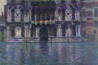 """Le Palais Contarini,"" a 1908 oil-on-canvas by Claude Monet sold for 19.7 million pounds (about $30.8 million) at Sotheby's."