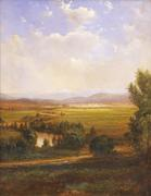 Lancaster, New Hampshire, 1862, Robert S.  Duncanson.  Museum of Fine Arts.Boston.