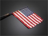 American Flag Cane, circa 1915.