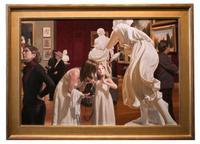 Museum Epiphany III, 2012, by Warren Prosperi.