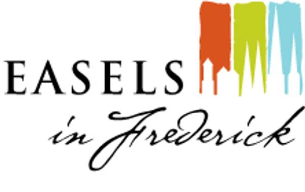 Easels in Frederick, a plein air painting competition that will be taking place on June 22 - 26, in historic downtown Frederick, MD.