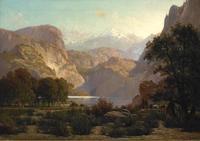 Thomas Hill, Yosemite