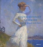 Cover of Impressionist Summers: Frank W.  Benson's North Haven