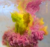 Kim Keever, Abstract 1477b, 2013, Edition of 5, 28 x 30 or 43 x 46 inches