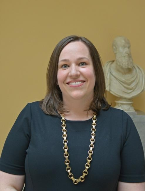Kate Burgin Deputy Director for Museum Advancement Walters Art Museum