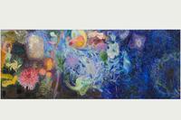 """A.  Mary Kay, """"Zenith,"""" 2014."""