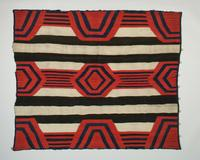 Third Phase Navajo Chief's Blanket, Late 19th Century