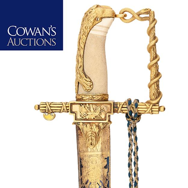 The Magnificent Sword Collection of William Koch