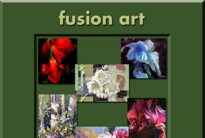 """Leaves & Petals"" Online Juried Art Exhibition is now open.  http://fusionartps.com/"
